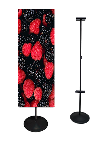T-Bar Bunting Banner Stand