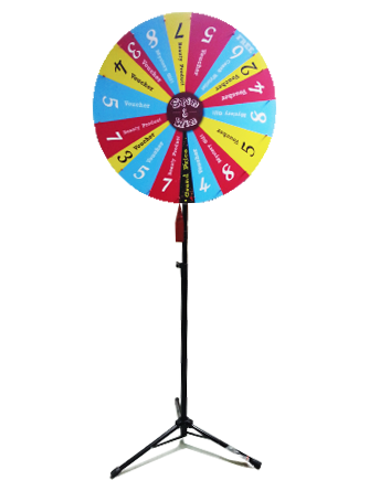 Wheel of Fortune (fortune wheel)